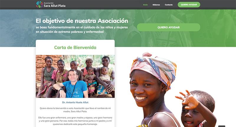 Eugenia Parra Diseño Páginas web